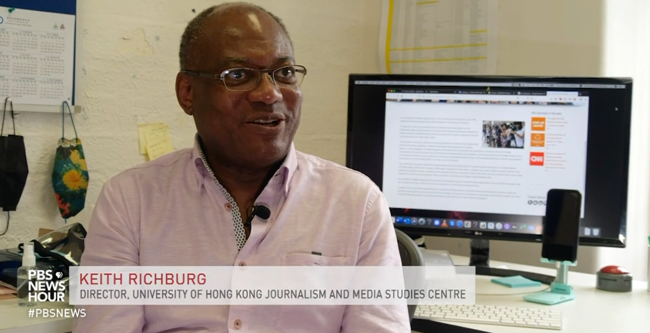 PBS News Hour – Chinese officials stifle, expel foreign journalists for doing their job